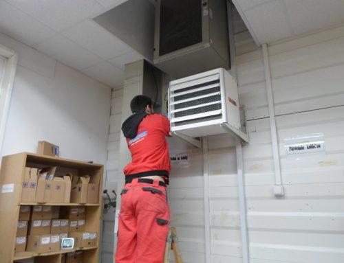 Elektromos melegítő telepítése – SAMSUNG Galánta