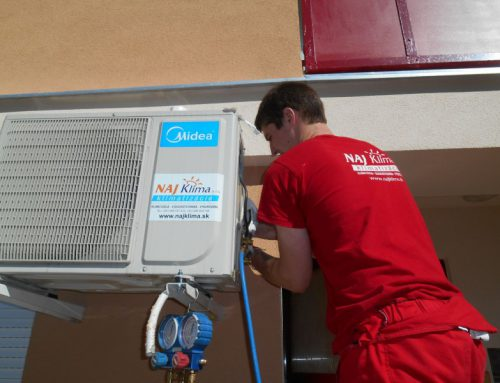 Légkondicionáló berendezés telepítése – Komárom